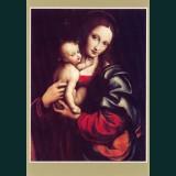 Karácsonyi képeslap - D8127