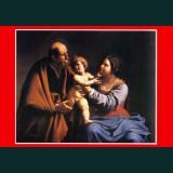 Karácsonyi képeslap - D8141