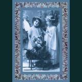Karácsonyi képeslap-D8625