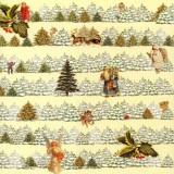 Karácsonyi képeslap-D8628