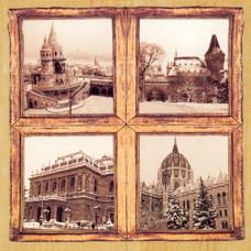 Karácsonyi képeslap-D8729