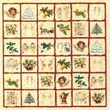 Karácsonyi képeslap-D8652