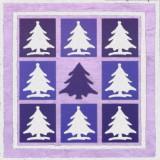 Karácsonyi képeslap-D8656