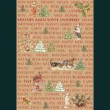Karácsonyi képeslap - D8687