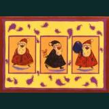 Karácsonyi képeslap - D8701