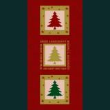 Karácsonyi képeslap-D8715