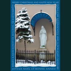 Karácsonyi képeslap-D8727