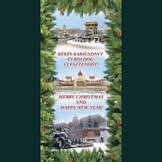 Karácsonyi képeslap - D8752